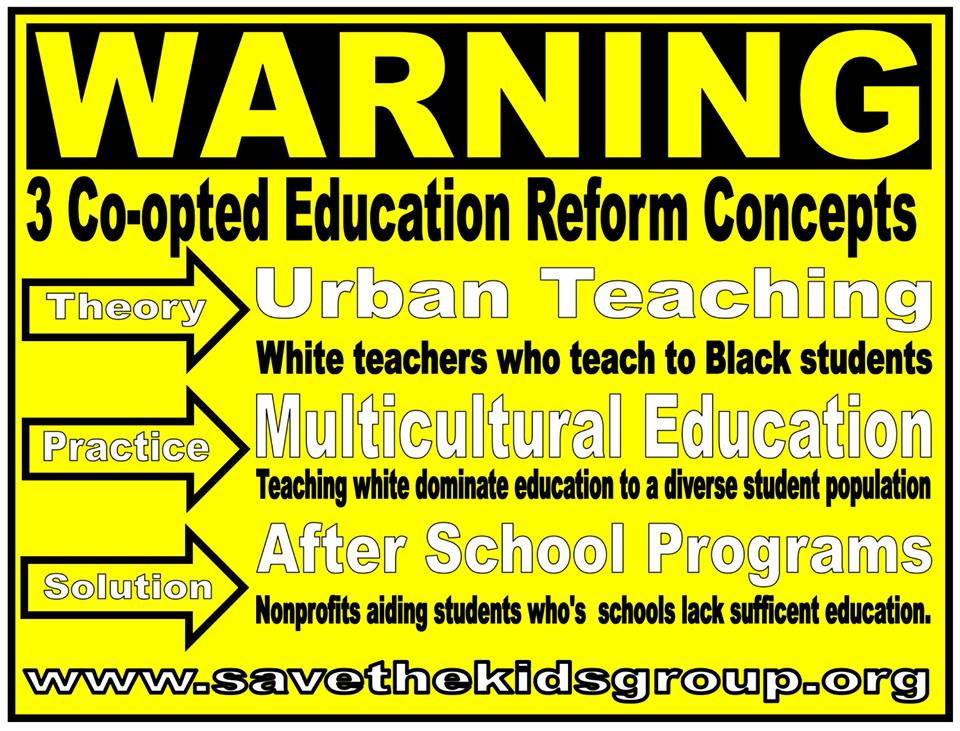 3 Co-opted Education Reform Concepts