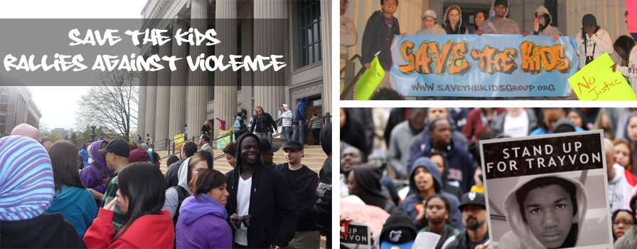 Rallies Against School Pushout & the School to Prison Pipeline