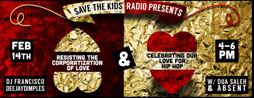 Feb 14 – STK Radio on the Corporatization of Love