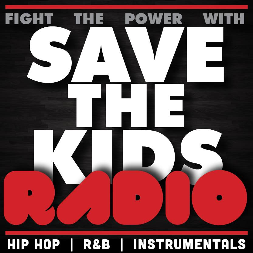 Save the Kids Radio with Desdamona Mach 7, 2014