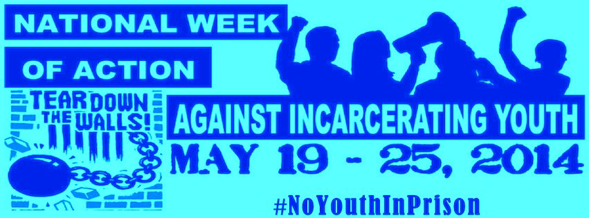 Highlights from the National Week of Action Against Incarcerating Youth 2014