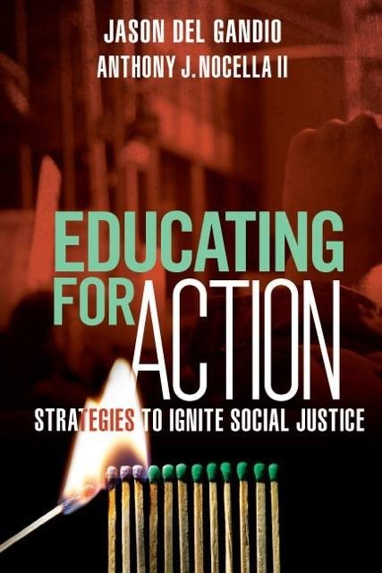 "STK in ""Educating for Action: Strategies to Ignite Social Justice"" book"