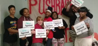 National Week of Action Against the Incarcerating of Youth
