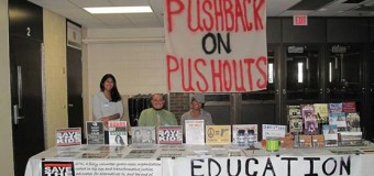 Tabling Against School Pushout