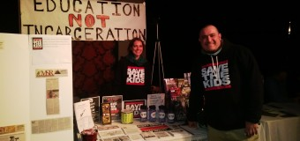 Save the Kids Tabling