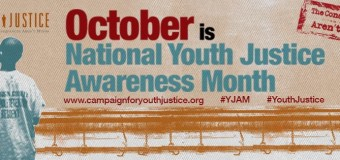 October – Youth Justice Month