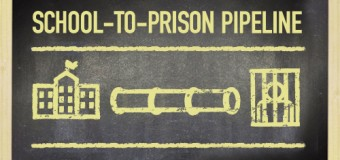School to Prison Pipeline Frame