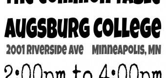 Oct 11 – Twin Cities Hip Hop Activism Workshop