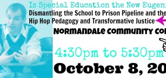 Is Special Education the New Eugenics? Dismantling the School to Prison Pipeline and the Rise of Hip Hop Pedagogy and Transformative Justice