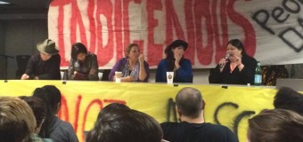 Oct 13 – Augsuburg College Save the Kids Organized City-Wide Panel on Indigenous People's Day