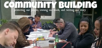 STK's Five Strategies to End the STPP Include – Community Building