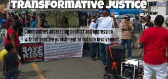STK's Five Strategies to End the STPP Include – Transformative Justice