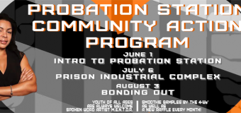 Probation Station Community Action Program Radio in Miami, Florida