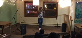 West Bank Open Mic in Minneapolis Aug 6, 2015