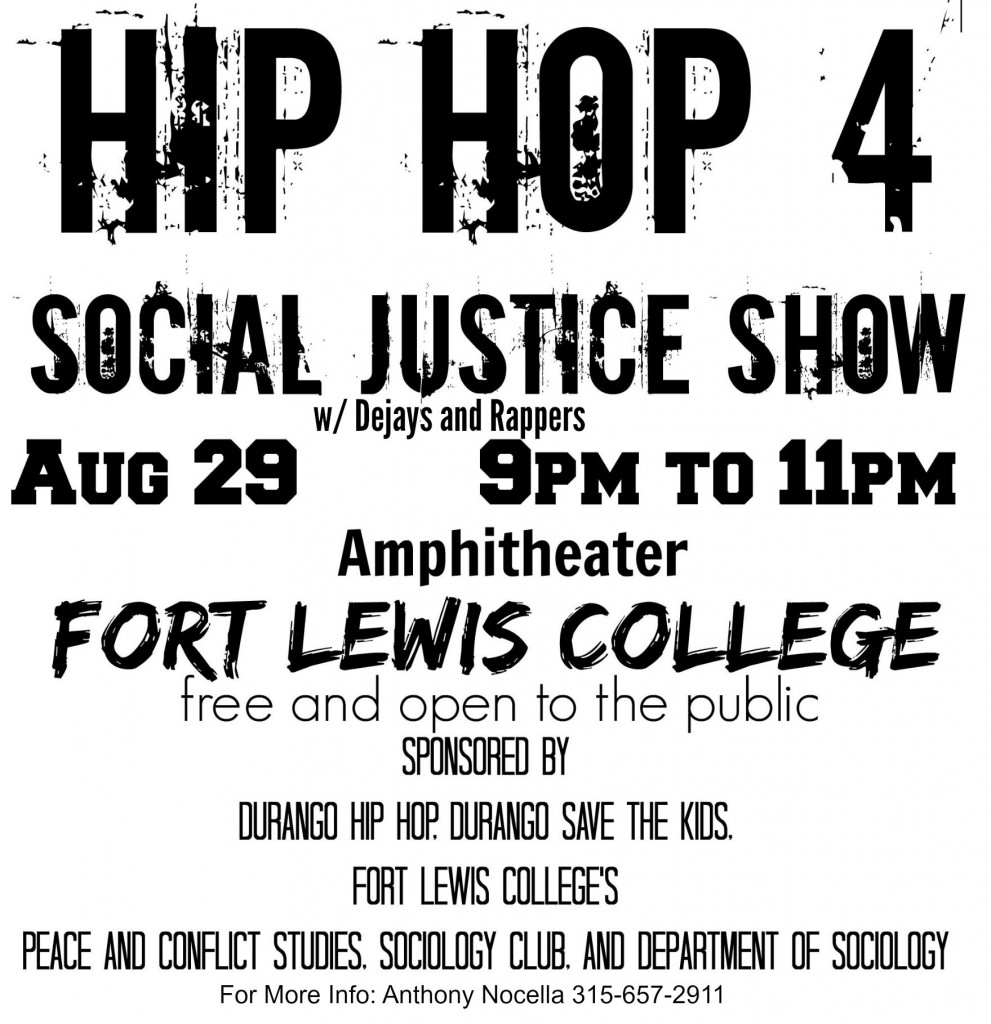 hip hop show flyer 2