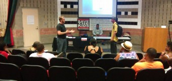 Sept 5 2015 – Know Your Rights Workshop by Buffalo Save the Kids