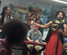 Video from 2nd Annual Twin Cities Black August Hip Hop and Revolutionary Education Show