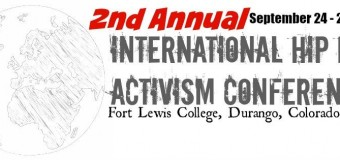 2nd Annual International Hip Hop Activism Conference