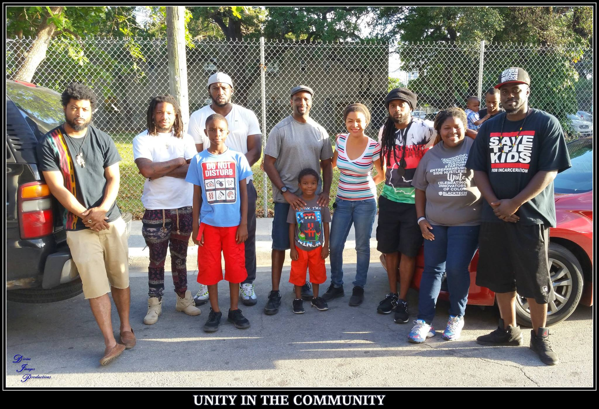 unity in the community Chancellor paydar hosts am1310's unity in the community.