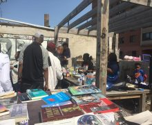 May 21 in Chicago Black Panther Cubs organize free Book, Clothes, and Food gathering
