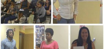 May 16, 2016 Probation Station radio show in Miami, FL organized a Panel