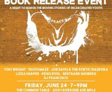 """National Book Release """"This Place is Hell"""" In Minneapolis June 24 2016"""