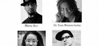 Hip Hop Against Sexual Assault Performance Wake Self & Masta Ace