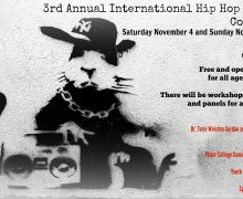 2017 3rd Annual International Hip Hop Activism Conference