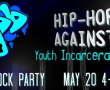 Hip Hop Against Incarcerating Youth May 20 Twin Cities