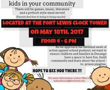 Have fun with Youth May 18, 2017 Durango, Colorado 4pm to 6pm