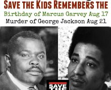Save the Kids Celebrates Black August