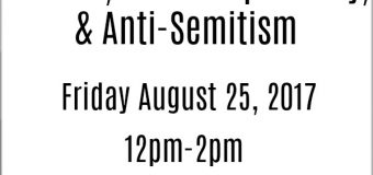 8/25/17 Durango, CO – Rally Against Racism, White Supremacy, & Anti-Semitism
