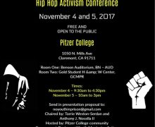 3rd Annual International Hip Hop Activism Conference