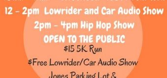 10/29/17 Durango, CO – Hip Hop Show @ Fort Lewis College 2-4pm