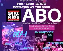 Albuquerque New Years Eve Hip Hop Show 2017