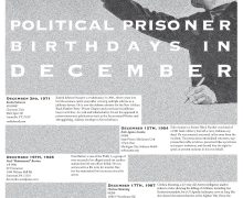 Write a Birthday Card – December Prisoner Birthday
