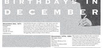 Write a Birthday Card – December Prisoner Birthday