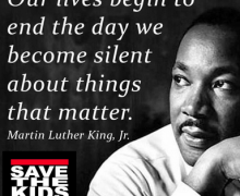 Keep MLK Jr. an Activist Not a Martyr