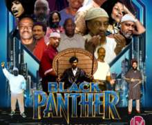 Support Real Black Panthers