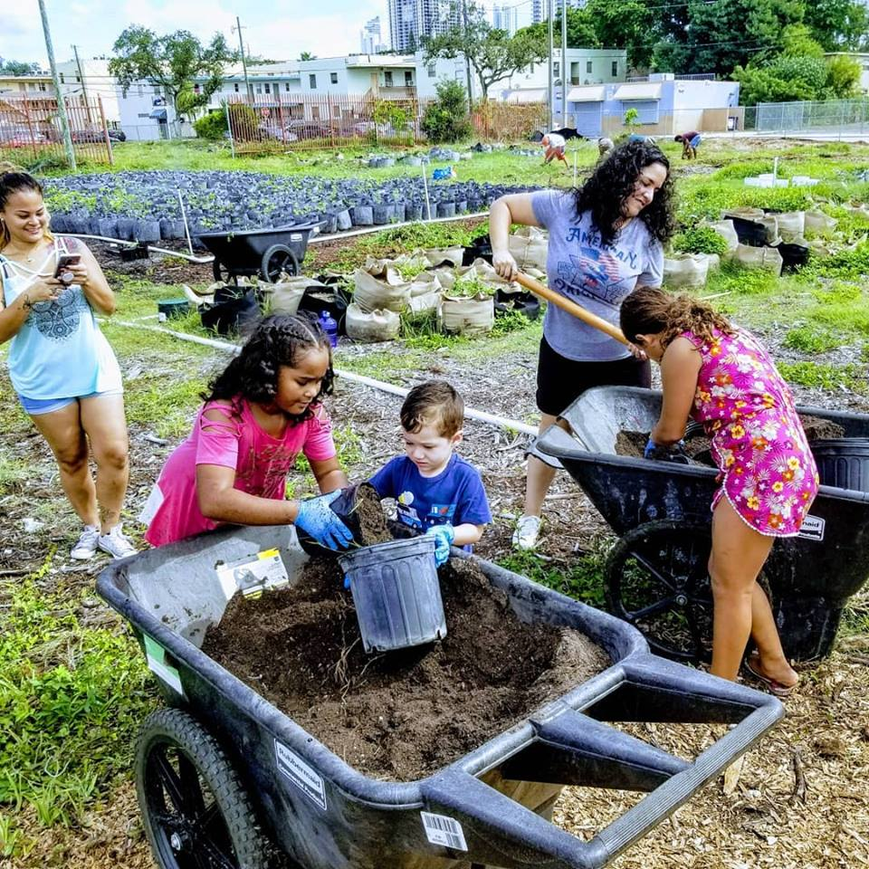 Miami, FL – Food Justice Every Week More Pictures