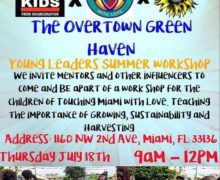 Miami Save the Kids – July 18, 2019 – 9am to 12pm