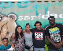 Miami Save the Kids Video of Food Justice in Action