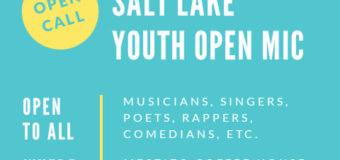Salt Lake Youth Open Mic