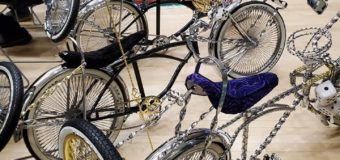 Salt Lake – Lowrider Bicycle Winter Show Photographs