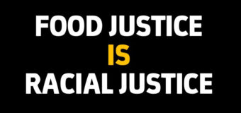 Oct. 16, 2021 – 1st Annual International No Borders Food Justice is Racial Justice Conference