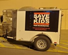 Save the Kids Gets a Trailer