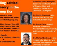 Defending Critical Race Theory in the Trump Era